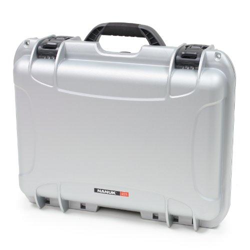 Nanuk 925 Waterproof Hard Case with Foam Insert - Silver