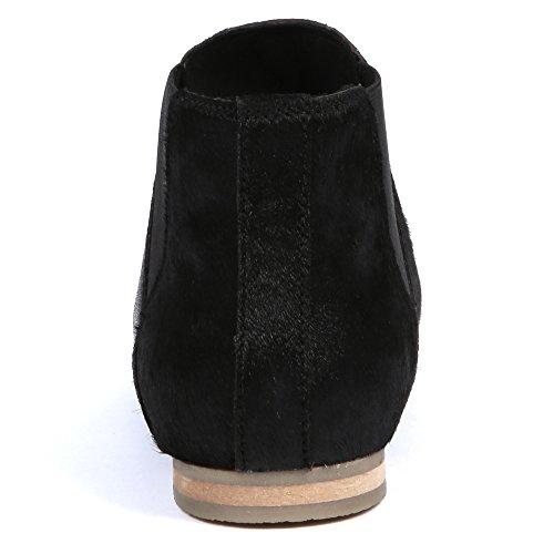 Aspele Botas Chelsea Mujer Pony Black