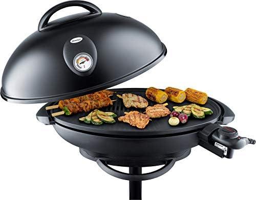 Steba VG350 Big Barbecue Électrique XXL sur Trépied ou de Table 2200 W