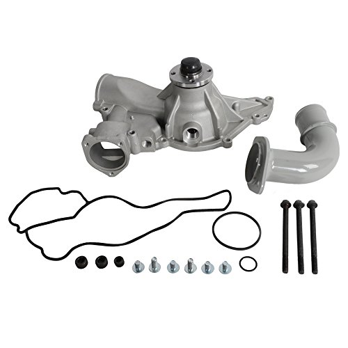 Professional Water Pump Kit for 1996-2003 Ford E F Series V8 7.3L AW4114