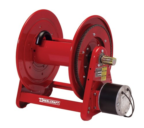 Hose Reel 1/2X100Ft 12Vdc Motor No Hose by Reelcraft