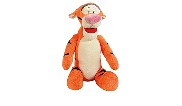 Amazon.com: Simba 6315872677 43 cm Disney Winnie the pooh Basic - Tigger Plush Figure by Disney: Toys & Games