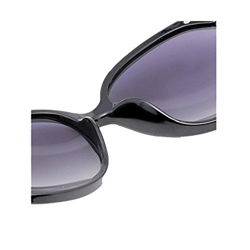 Oversized UV Polarized Couleur de Protection Classics B 100 Soleil YGyanjing Soleil Chaude Mode Lunettes B de Lady Lunettes Lunettes q4xZwgaX7x