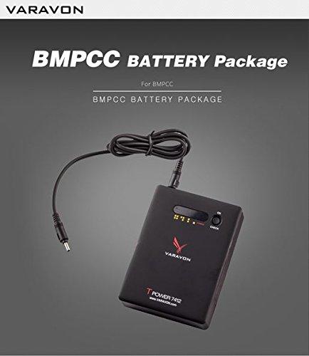 Varavon - BMPCC Full Battery Package by Varavon