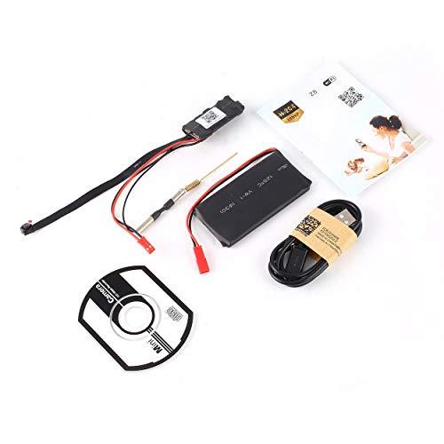 CNluca for Z5S, Mini HD 1080P, Módulo WiFi DVR para Cámara WiFi, Control Remoto Inalámbrico IP P2P, Cámara, Monitor de...