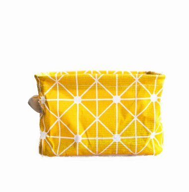 Stretoey Storage Box, Foldable Colors Storage Bin Closet Toy Box Container Organizer Fabric Basket (Yellow stripes) - Yellow Closet Organizer