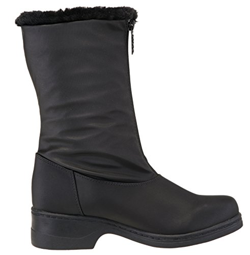 Snowy Women's Snow Winter Boot Black Waterproof Totes 5BwRxd45