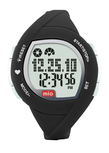Mio Sports Watch (MIO M2W29P2C2L3 Active Strapless Heart Rate Watch)