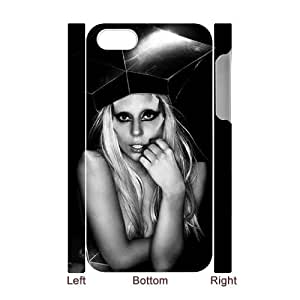 PCSTORE Phone Case Of Lady Gaga For Iphone 4/4s