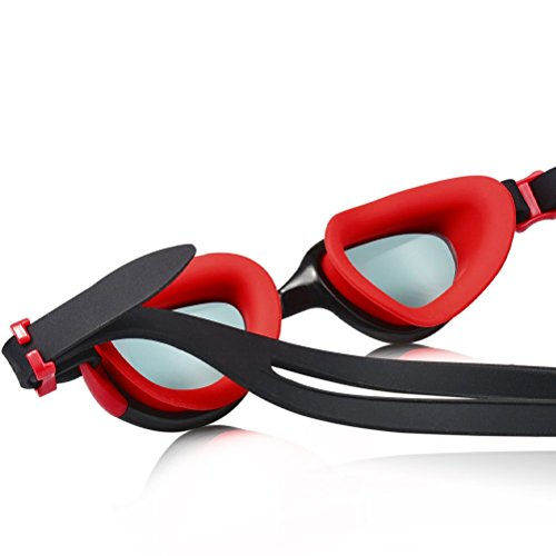 ZIONOR K2 Kids Swim Goggles with Crystal Vision Allergy ...