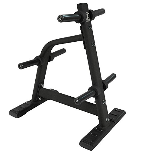 Torque Fitness XOPT Commercial Olympic Plate Tree - Bumper Plate Rack - X Series Gym Storage Rack by Ironcompany.com