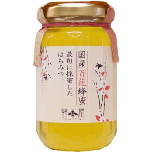 蜂屋 国産純粋百花蜂蜜 175g