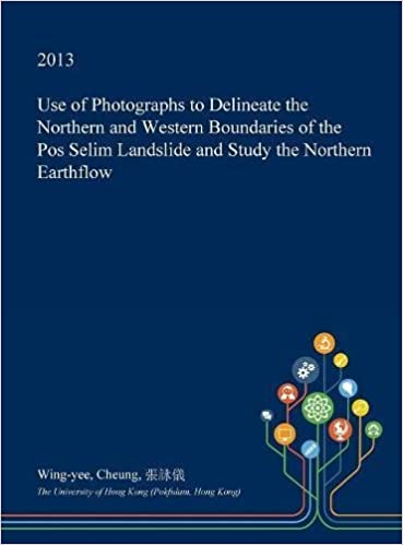 use of photographs to delineate the northern and western boundaries