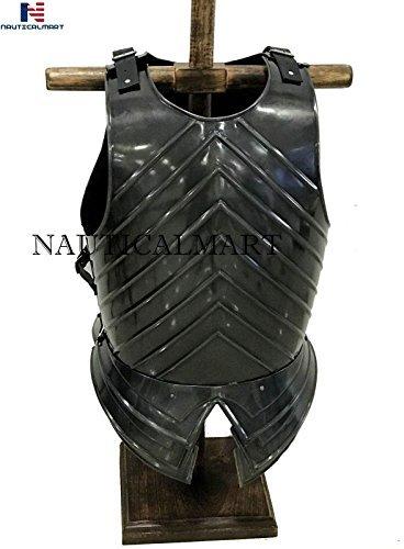 NauticalMart Medieval Armor Breastplate and Cuirasses Epic Dark