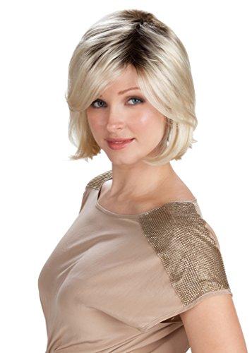 Tony of Beverly Womens Synthetic Wig ''Tasha''-Malibu Blonde: medium gold - Wig Malibu Blonde