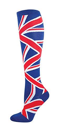 union jack socks - 6