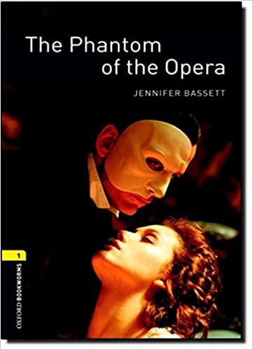 Resultado de imagen para the phantom of the opera oxford bookworms readers images
