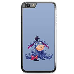 Loud Universe Pooh Donkey Friend iPhone 6 Plus Cover with Transparent Edges