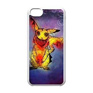 Pokemon Pikachu Zombie DIY Cell Phone Case for iPhone 5C LMc-75022 at LaiMc