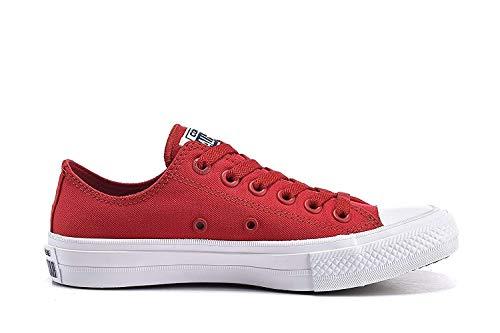 Hi All Rojo Unisex salsa Converse Star Red Zapatillas vSzAq