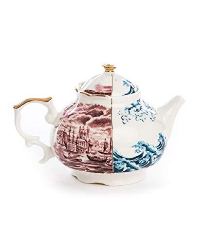Hybrid Smeraldina Porcelain Teapot