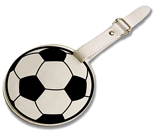Soccer Luggage Tag - 5