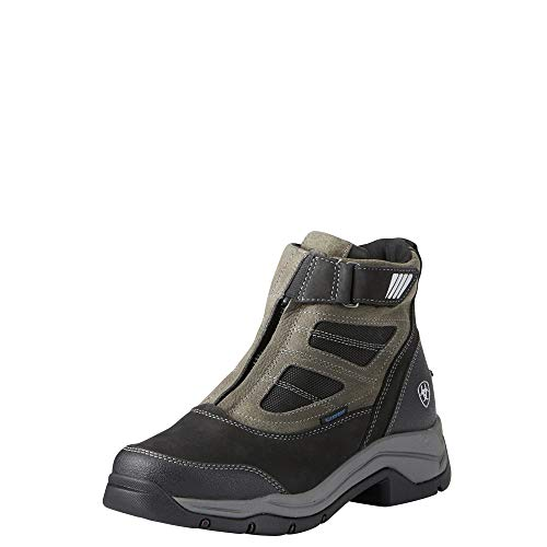 ARIAT Women's Terrain Pro Zip Waterproof Black Size 9 B/Medium Us
