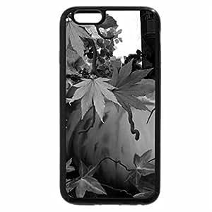 iPhone 6S Plus Case, iPhone 6 Plus Case (Black & White) - Halloween Haunt