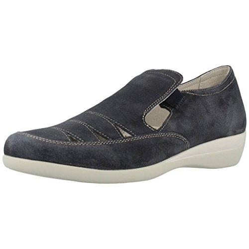 De para Marca 106111 Cordones Mujer de Cordones Stonefly Zapatos Mujer Azul Azul Azul Color Modelo Zapatos para Stonefly EAvnqY