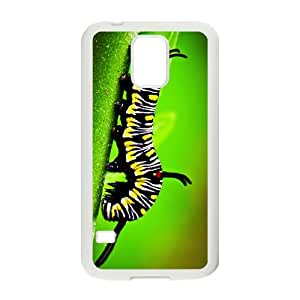 Colorful Caterpillar Hight Quality Plastic Case for Samsung Galaxy S5