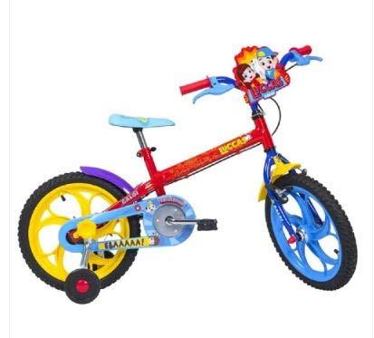 Bicicleta Caloi Hot Wheels Aro