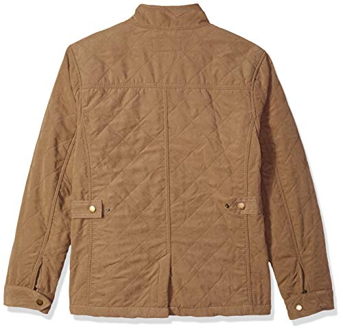 Urban Republic Mens Microfiber/Quilted Fleece Jackets