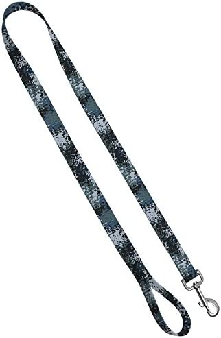 Camo Dog Collar And Leash Camouflage Waterproof Dog Collar and Dog Leash Wide Range of Sizes For Every Dog