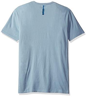 Calvin Klein Jeans Men's Short Sleeve Camo Crew Neck T-Shirt