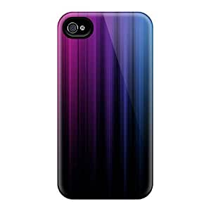 Hard Plastic Iphone 6 Cases Back Covers,hot Pink To Blue Cases At Perfect Customized