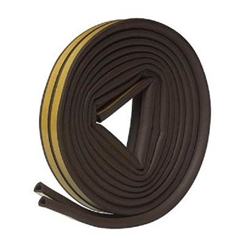 new-frost-king-v25ba-brown-adhesive-x-treme-foam-weather-stripping-1-4-x-17ft