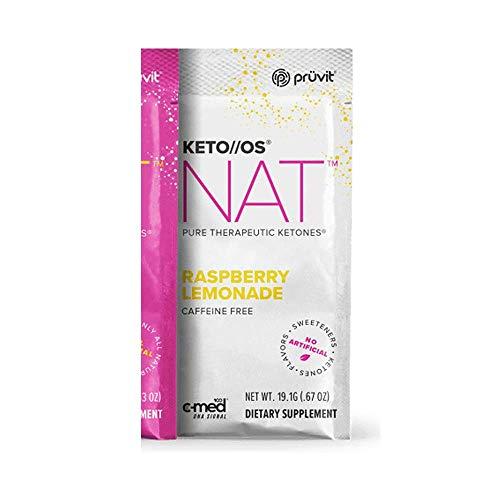 Keto OS NAT Ketogenic Supplement