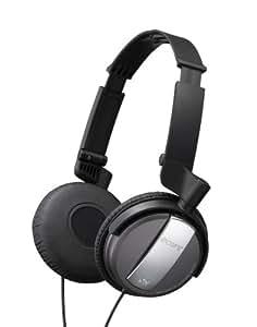 Sony MDRNC7/BLK Noise Canceling On-Ear headphones (Black)