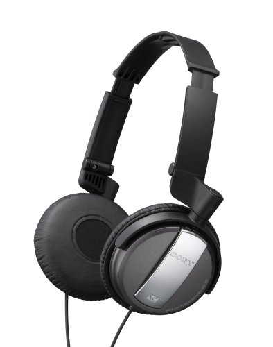 392a2770e02 Amazon.com: Sony MDRNC7/BLK Noise Canceling On-Ear headphones (Black): Home  Audio & Theater