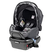 Peg Perego Primo Viaggio 4/35 Infant Car Seat with base, Pois Grey