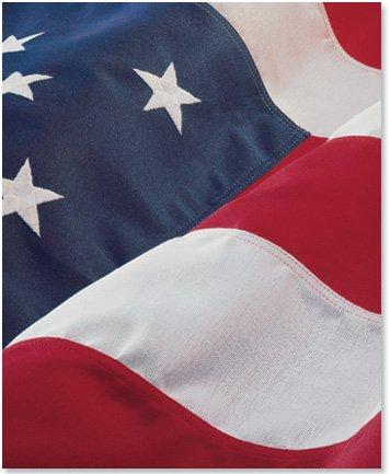 EGP Income Tax Return Folder - American Flag