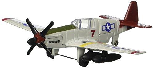 Daron Worldwide Trading Runway24 P51 Tuskegee Airmen Vehicle Daron Worldwide Trading Usa Aircraft