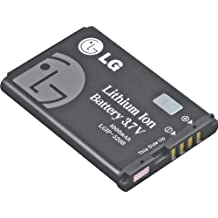 LG LGIP-520B Lithium Ion Cell Phone Battery - Proprietary - Lithium Ion (Li-Ion) - 1000mAh - 3.7V DC - Non-Retail Packaging