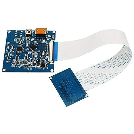Amazon.com: Pantalla LCD LS055R1SX03 de 5,5 pulgadas, 2 K ...
