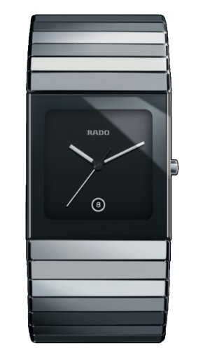 Rado Ceramica Men's Quartz Watch (Large Image)