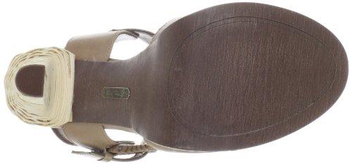 Boutique 9 Kvinnor Geniffer Plattform Sandal Lätt Naturlig