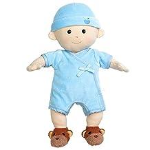 Apple Park Organic Baby Boy Plush Doll