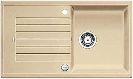 Blanco 514735 K/üchensp/üle Zia 6 S Jasmin Silgranit PuraDur
