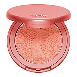 tarte Amazonian Clay 12-Hour Blush Size 0.2 oz.# COLOR Glisten - shimmering peachy pink