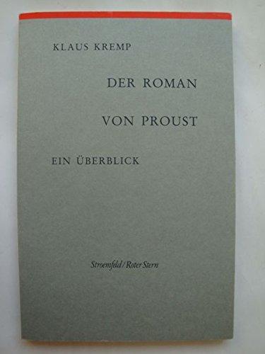 Der Roman von Proust: Ein Überblick